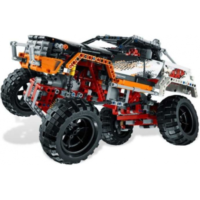 LEGO 9398 4X4 CRAWLER TECHNIC - sold out - RETIRING NIB