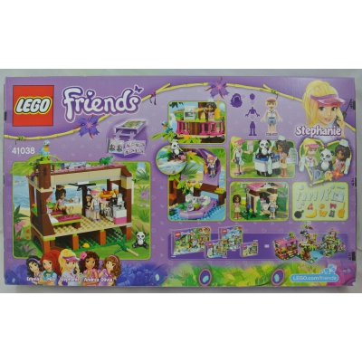 Lego Friends Jungle Rescue Base #41038. New in Sealed Box