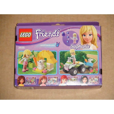 Stephanie's Pet Patrol 3935 FRIENDS RETIRED sealed box NOT MINT