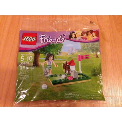 Lego Exclusive Friends Mini Golf 30203 Polybag