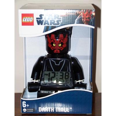 LEGO Darth MAUL alarm clock