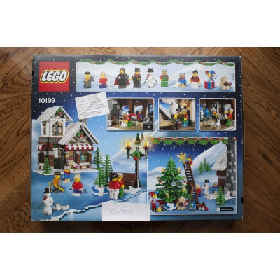 LEGO 10199 Winter Village Toy Shop - NEW SEALED