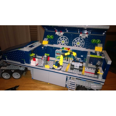 8635-1 Agents Mobile Command Center