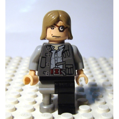 Mad-Eye Moody Peg Leg from Set 4767 Harry Potter and the Hungarian Horntail Excellent conditions