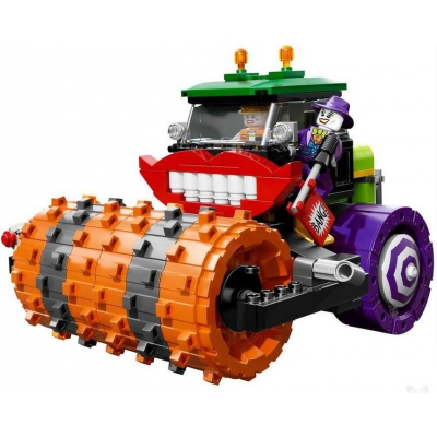 Joker Steam Roller with Joker and henchman minifigs - brand new from set 76013 (no box)