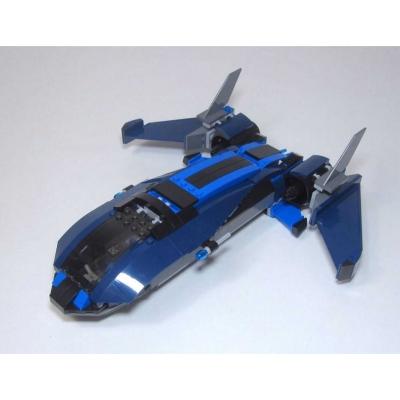 X-Men Blackbird - new from set 76022 X-Men vs. Sentinel (no box)
