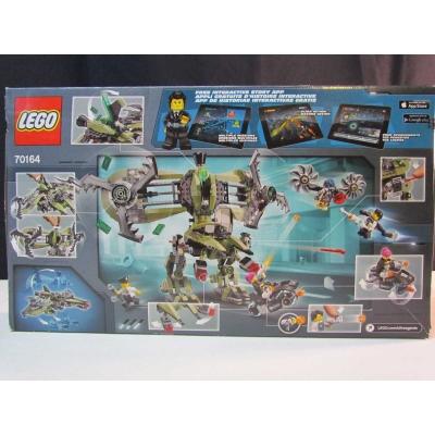 Lego Ultra Agents Hurricane Heist 70164 - N.I.B.