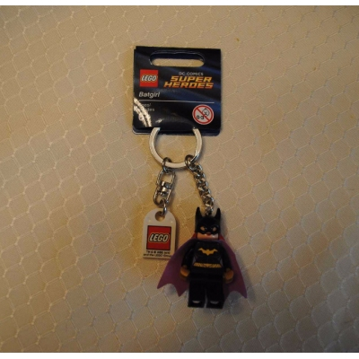 Lego Batgirl Key Chain - BRAND NEW
