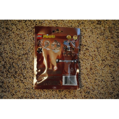 Lego Mixels Series 2 Brown Bag GOBBA (41513) - BRAND NEW, SEALED