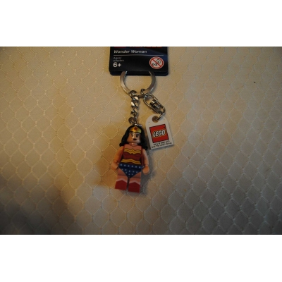 Lego Wonder Woman Key Chain - BRAND NEW