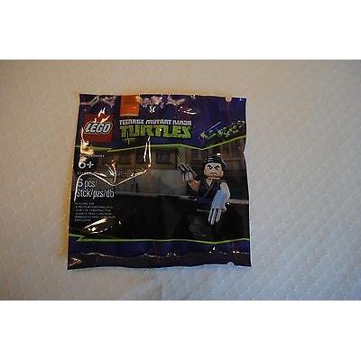 Lego Teenage Mutant Ninja Turtles Flashback Shredder Polybag 5002127 - BRAND NEW, SEALED
