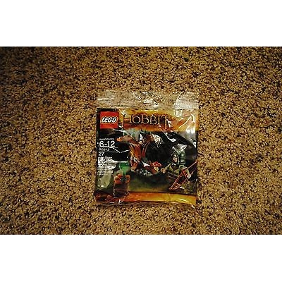 Lego Hobbit Mirkwood Elf Guard Polybag (30212) - BRAND NEW, SEALED