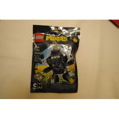 Lego Mixels Series 1 Black Bag SHUFF (41505) - BRAND NEW, SEALED