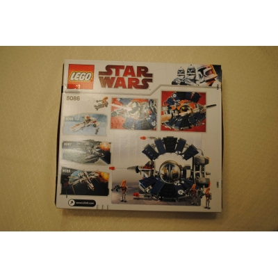Star Wars Droid Tri-Fighter (8086) - BRAND NEW, SEALED, RETIRED, NEAR-MINT CONDITION