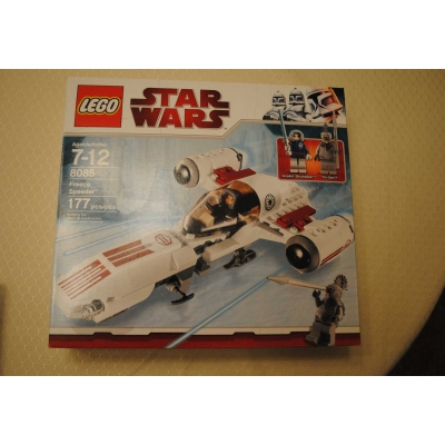Star Wars Freeco Speeder (8085) - BRAND NEW, SEALED, RETIRED, MINT CONDITION