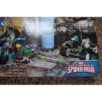Marvel Super Heroes Spider-Man's Doc Ock Ambush 6873 - NEW, SEALED, RETIRED