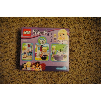 Lego Friends Stephanie's New Born Lamb (41029) - BRAND NEW, SEALED, MINT, RETIRED