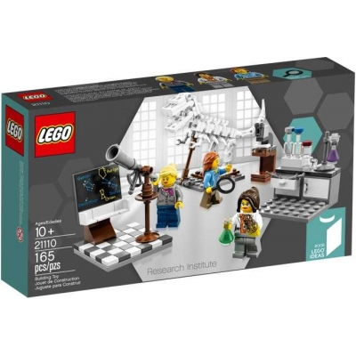 Lego Research Institute 21110 - New in Sealed Box