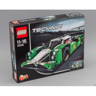 LEGO 42039 24 Hours Race Car