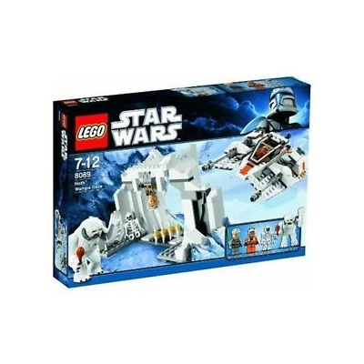 LEGO Star Wars Hoth Wampa Cave (8089) New in Sealed Box