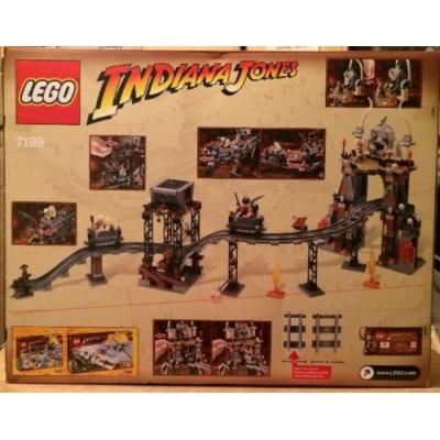 LEGO 7199 Indiana Jones The Temple of Doom New & Sealed 652 Pieces Retired