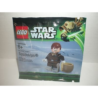 NEW LEGO STAR WARS HAN SOLO POLYBAG 5001621
