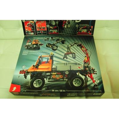Lego 8110-1 U400 Unimog
