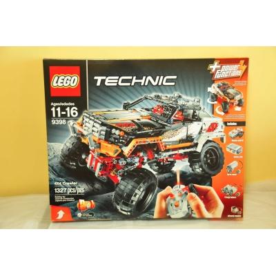 Lego 4x4 Crawler 9398-1