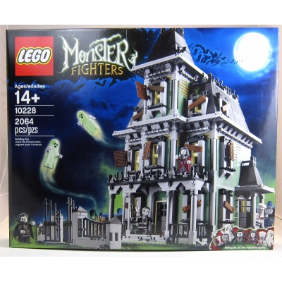 Haunted House 10228 - New Sealed - USA Shipping