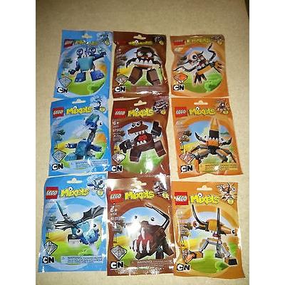 LEGO Mixels Series 2 Complete set
