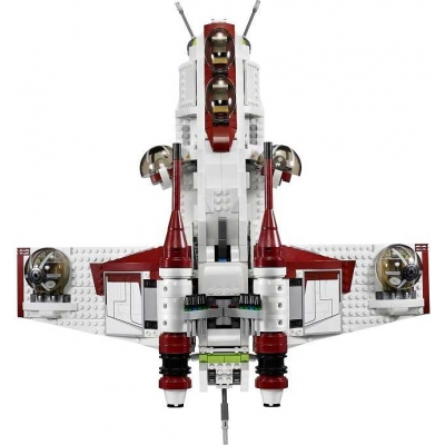 Lego Star Wars 75021 REPUBLIC GUNSHIP 7 Minifigs NEW - Padme Anakin Obi Wan - C24