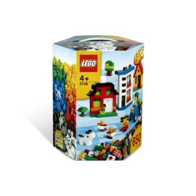 NIB Brand New LEGO Creative Building Kit 650 pieces 5749 RETIRED