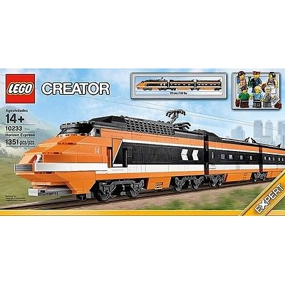 Lego Creator Expert Horizon Express 10233 NEW Factory Sealed