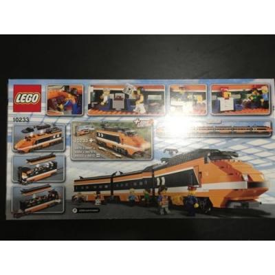 Lego Creator Expert Horizon Express 10233 NEW Factory Sealed