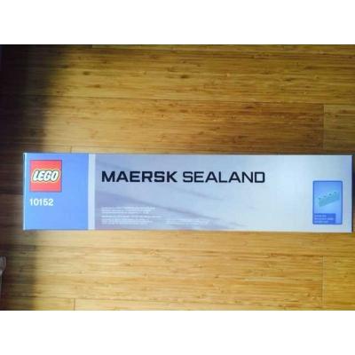 LEGO 10152 Maersk Sealand 2005