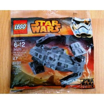 Tie Advanced Prototype - Star Wars Polybag 30275