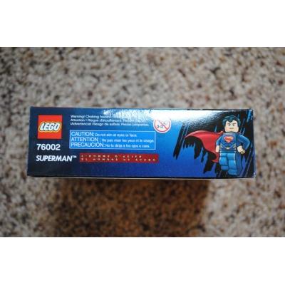 DC Super Heroes Superman Metropolis Showdown 76002: NEW, SEALED, MINT, RETIRED