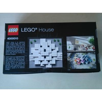 4000010 Lego house