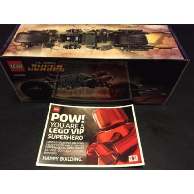 Lego 5004590 - Bat-Pod (1-1000) Exclusive Lego Set! 311 Pieces Sealed/New, Rare!