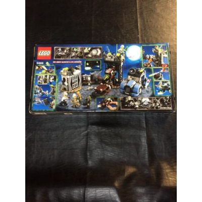 LEGO Monster Fighters The Crazy Scientist & His Monster (9466), New/Retired Set