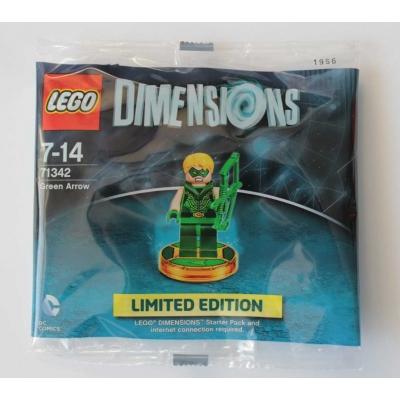 Lego 71342 - Dimensions Green Arrow Figur