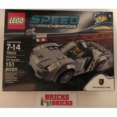 #75910 - Porsche 918 Spyder - Speed Champions