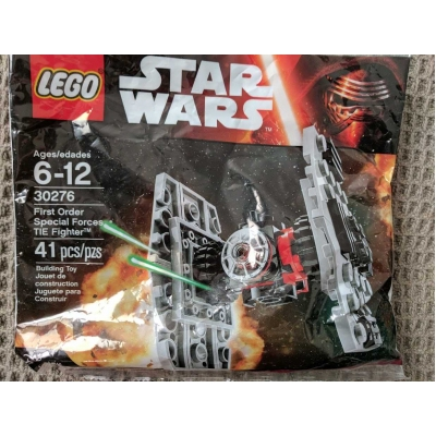 Star Wars The Force Awakens Polybags Lot
