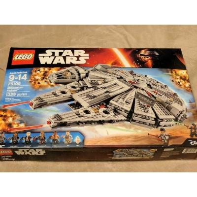 75105 Millenium Falcon (The Force Awakens)