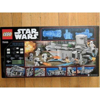 75103 Star Wars The Force Awakens First Order Troop Transport