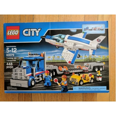 60079 CITY Training Jet Transporter -- RETIRED