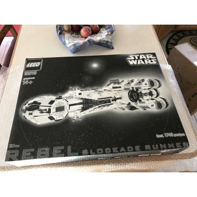 10019 Rebel Blockade Runner - UCS