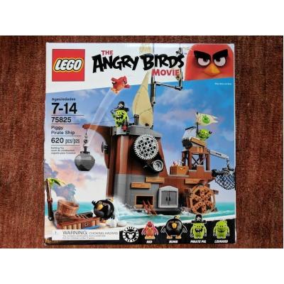 Angry Birds Piggy Pirate Ship 75825