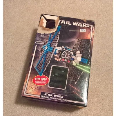 7263 Tie Fighter - Complete Set with Box