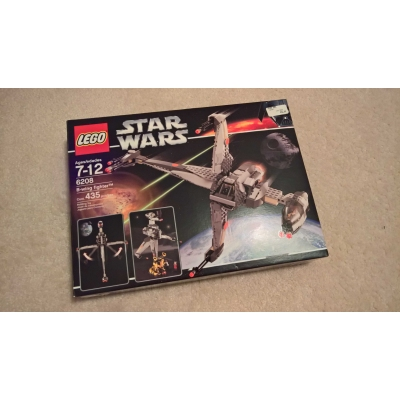 6208 B Wing - Complete Set with Box